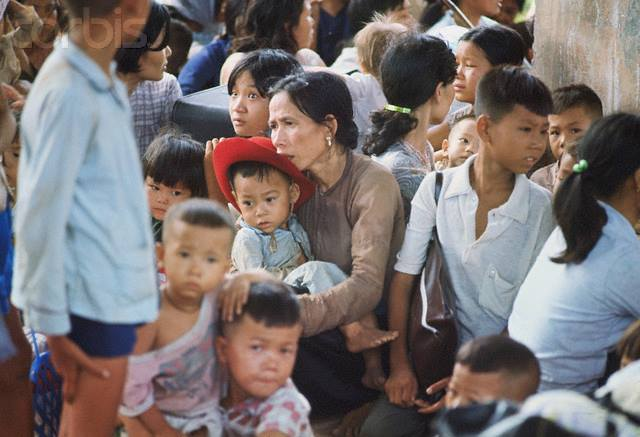 Sài Gòn 7.3.1968- Photographer: Kent Potter/© Bettmann/CORBIS