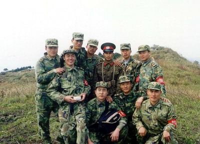 Border-soldiers both-side 1991s!