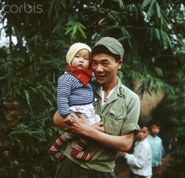 01 Mar 1973, Hanoi, Vietnam --- A young Vietnamese of a so-called