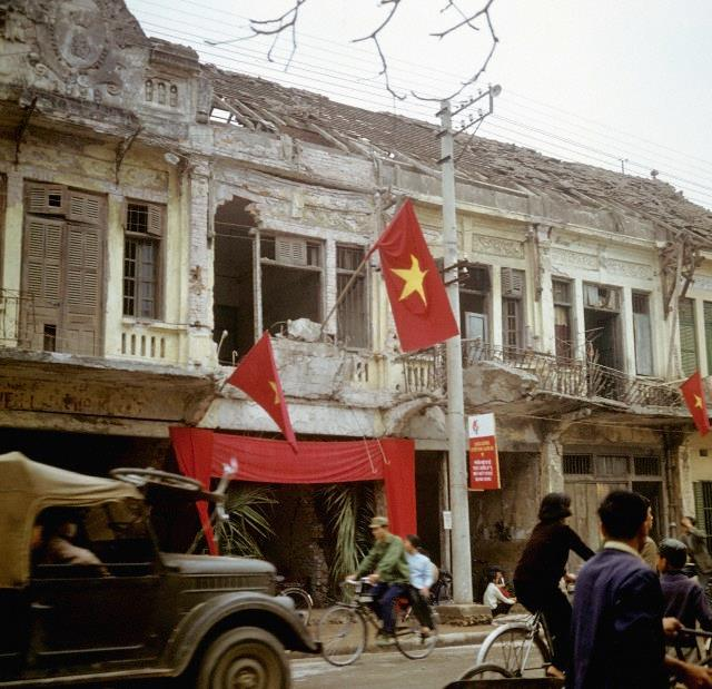 Hà Nội, 1973  (Image by © Werner Schulze)
