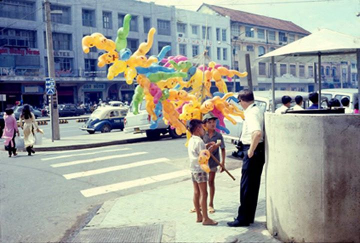 Sài Gòn, 1969  (Ogden Williams Collection)